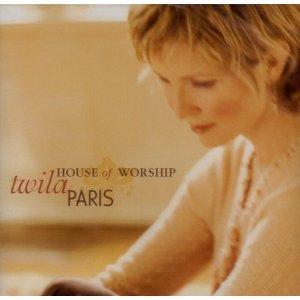 twila paris - house of worship CD 2003 sparrow used mint