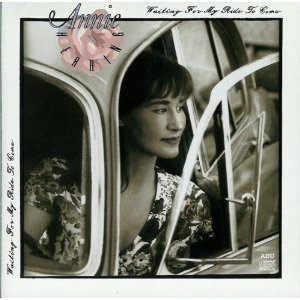 annie herring - waiting for my ride to come CD 1991 sparrow used mint
