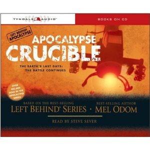 Apocalypse Crucible - The Left Behind Apocalypse Series #2 Unabridged Audio CD used mint