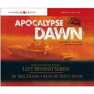 Apocalypse Dawn - The Left Behind Apocalypse Series #1 Audio book on CD used mint