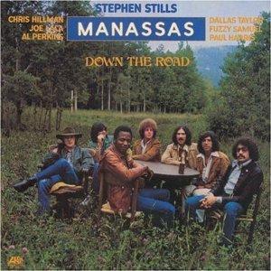 stephen stills and manassas - down the road CD 1973 1990 atlantic 10 tracks used mint