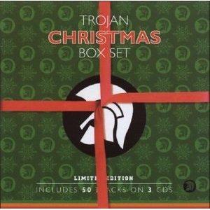 trojan christmas box set - various artists CD 3-disc box 2003 sanctuary new