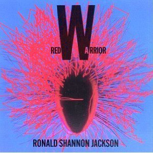 ronald shannon jackson - red warrior CD 1990 island axiom used mint