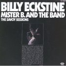 billy eckstine mister B. and the band - the savoy sessions CD 1994 denon japan used mint