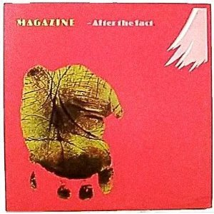 magazine - after the fact CD 1982 I.R.S. A7M used mint