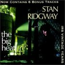 stan ridgway - the big heat CD 1993 IRS 16 tracks used mint small cut in rear liner