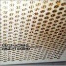 stephen vitiello - scratchy marimba CD 2000 sulfur records used mint