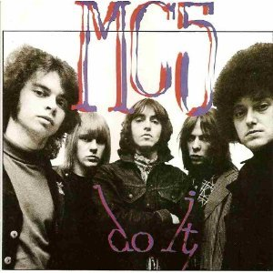 MC5 - do it CD limited edition #00591 of 1000 revenge made in france used mint