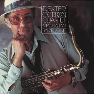 dexter gordon quartet - manhattan symphonie CD 2005 sony BMG used mint