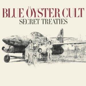 blue oyster cult - secret treaties CD 2001 sony legacy 13 tracks used mint