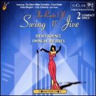 roots of swing n jive - jersey bounce and swingin' the blues CD 1999 retro deuce used mint