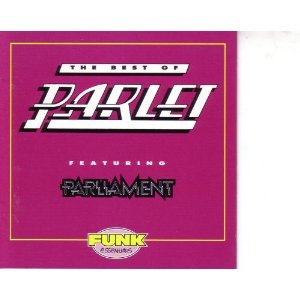 best of parlet featuring parliament CD 1994 polygram used mint