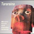 tararaina - music from the easter island CD 1999 mariposa used mint