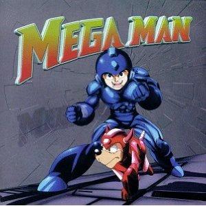 mega man CD 1996 atlantic 12 tracks used mint
