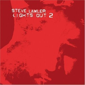 steve lawler - lights out 2 CD 2-discs 2003 lights out used mint