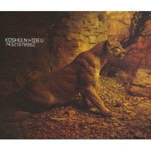 kosheen - hide u CD single 2001 moksha arista 4 tracks used mint