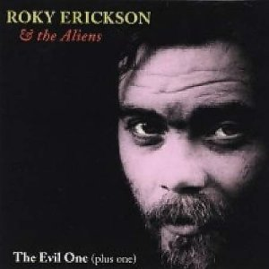 roky erickson - the evil one (plus one) CD 2-discs 2002 sympathy for the record industry used mint
