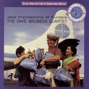 dave brubeck quartet - jazz impressions of eurasia CD 1992 sony brand new