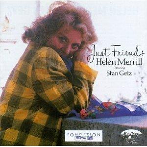 helen merrill featuring stan getz - just friends CD 1989 nippon phonogram polygram used mint