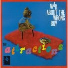 the attractions - mad about the wrong boy CD 1980 1991 demon 20 tracks used mint