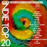 indie top 20 vol.9 CD 1990 beechwood england used mint