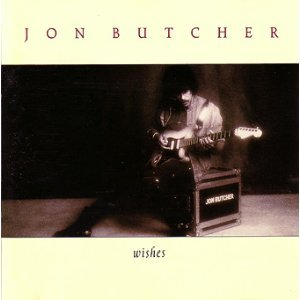 jon butcher - wishes CD 1987 capitol used mint
