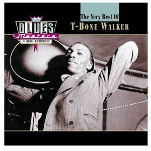 very best of T-bone walker - blues masters CD 2000 rhino used mint