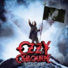 ozzy osbourne - scream CD 2010 sony epic japan used mint