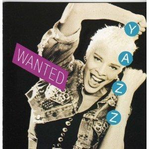 yazz - wanted CD 1988 elektra used mint