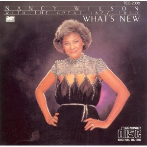 nancy wilson with great jazz trio - what's new CD 1982 EMI toshiba japan used mint