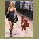 thing called love - music from the motion picture soundtrack CD 1993 giant used cut in liner