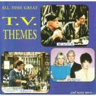 all-time great T.V. themes CD 2000 legacy made in canada new factory sealed