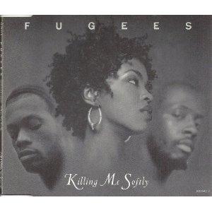 fugees - killing me softly + refugee camp CD single 1996 sony 4 tracks used mint