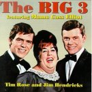 the big 3 featuring mama cass elliot CD 1995 sequel UK used mint