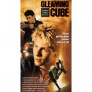 gleaming cube - christian slater VHS 1988 gladden 105 minutes used