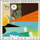 don randi and quest - wind and sea CD 1990 headfirst dominion used mint