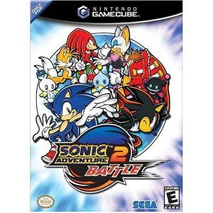 sonic adventure 2 battle - nintendo gamecube 2001 sega of america used mint