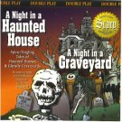 a night in a haunted house a night in a graveyard CD 1994 symphonette used mint