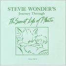 stevie wonder - journey through the secret life of plants vol.1 & 2 CD 2-discs 1979 motown used mint