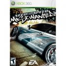 xbox live online enables - need for speed most wanted 2005 electronic arts T used mint
