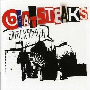 beatsteaks - smacksmash CD 2004 wea peitaph europe used mint