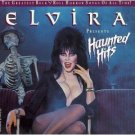 elvira presents haunted hits - various artists CD 1988 queen B rhino used mint