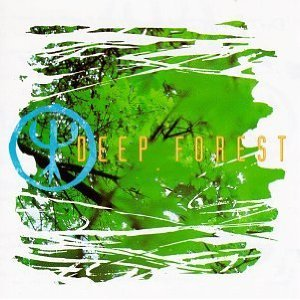 deep forest CD 1992 celine sony used mint