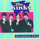 the kinks - greatest hits CD 1989 rhino used mint