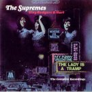 the supremes sing rodgers & hart CD 2002 motown 26 tracks used mint