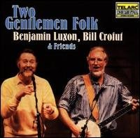 benjamin luxon and bill crofut & friends - two gentlemen folk CD 1987 telarc used mint