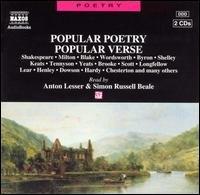popular poetry popular verse CD audiobook 2-discs 1994 naxos mint