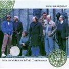 van morrison and the chieftains - irish heartbeat CD 1988 polygram mercury BMG Dir used mint
