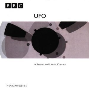 UFO - BBC Archive Series In Session and Live in Concert CD 1999 EMI made in japan used mint