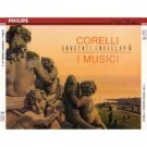 corelli - concerti grossi op. 6 - i musici CD 2-disc box 1994 philips BMG Direct used mint